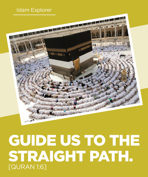 Guide us to the right path.