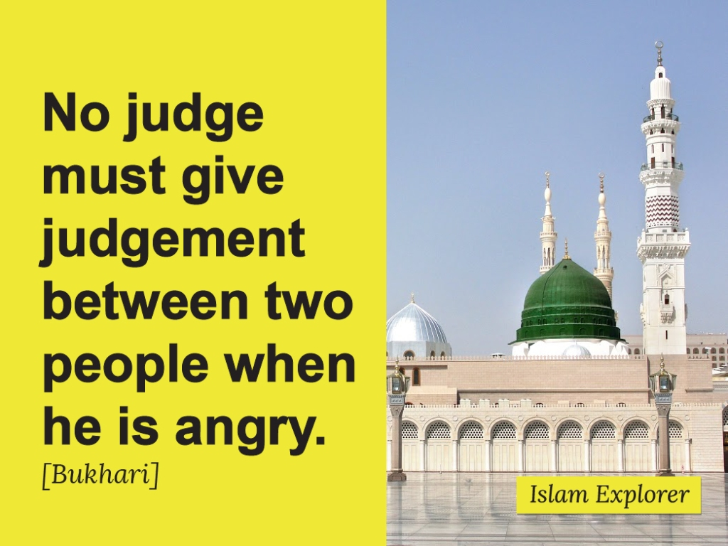 No judge must give judgment