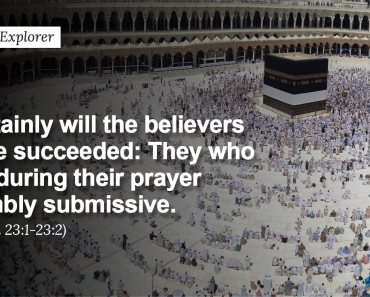 Certainly will the believers have succeeded