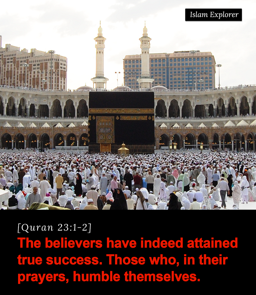 The believers have indeed attained true success.