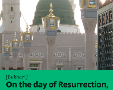 On the day of Resurrection