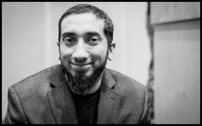 Quotes by Nouman Ali Khan