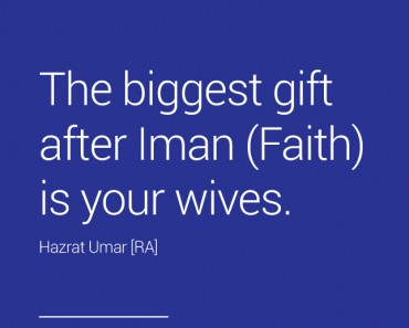 The biggest gift after Iman
